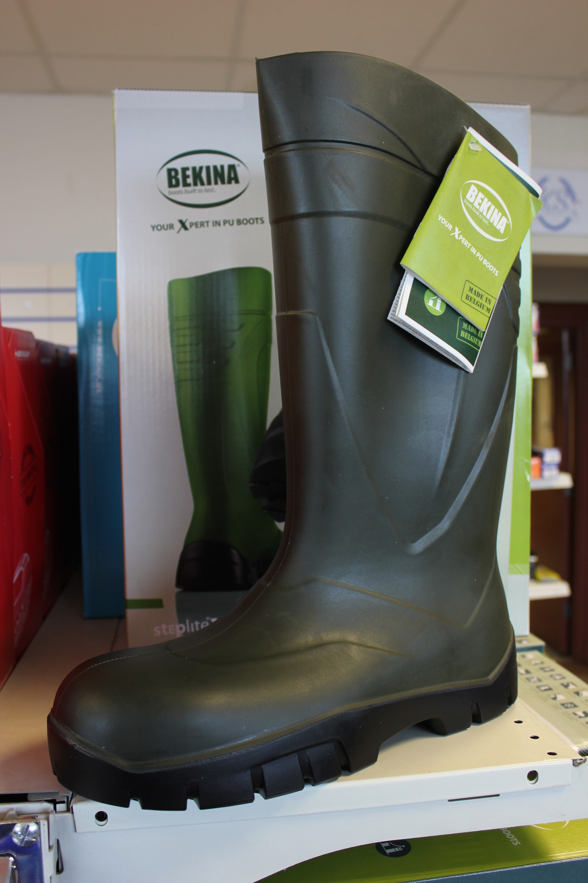 Bekina Wellington Boots from Killyless Stores
